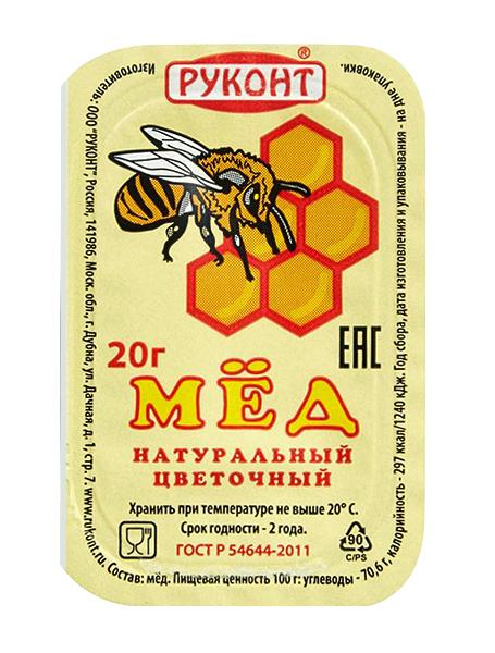 """Углеводный корм """"Мёд цветочный натуральный"""""""