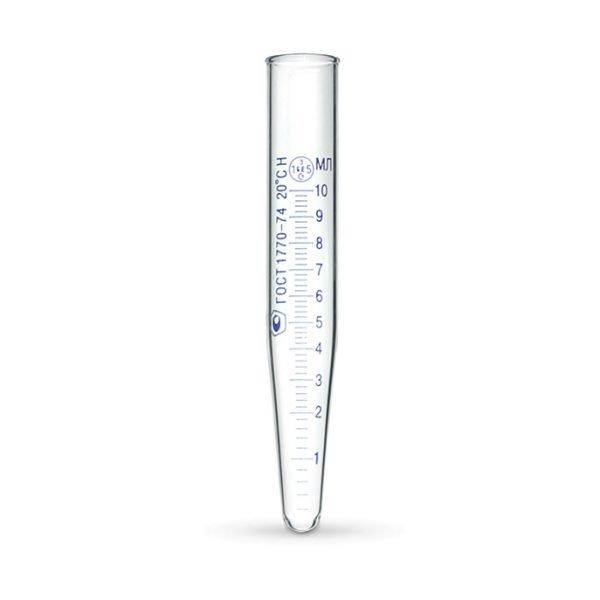 Пробирка центрифужная 10 мл, градуированная