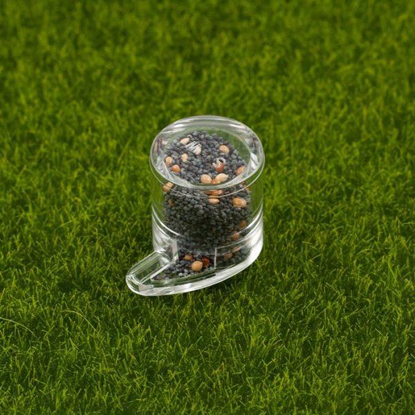 Кормушка-поилка для муравьев «Боченок» мини