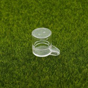 Кормушка-поилка для муравьев «Бочонок» мини