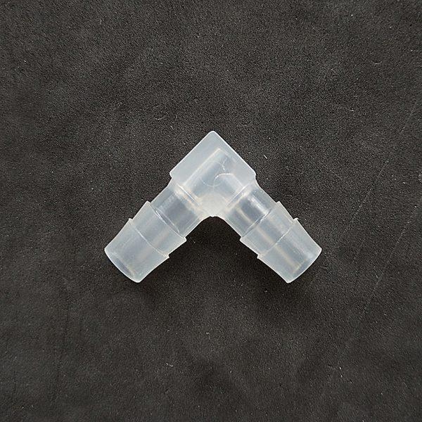 Соединение для трубок Г-образное 8 мм